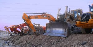 Image of a heavy equipment operation in ohio